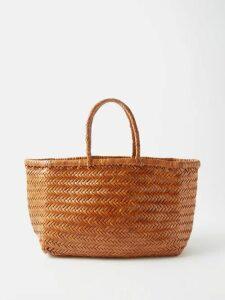 Gabriela Hearst - Veria Striped Velvet Dress - Womens - Burgundy Stripe