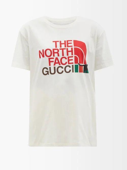Valentino - Oversized Cotton Denim Jacket - Womens - Denim