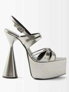 Barrie - Arran Pop Cashmere Cardigan - Womens - Pink