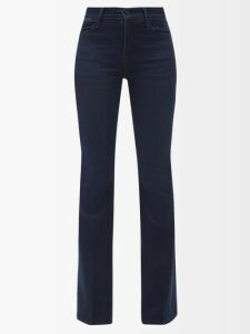Chloé - High Neck Silk Blend Blouse - Womens - Ivory