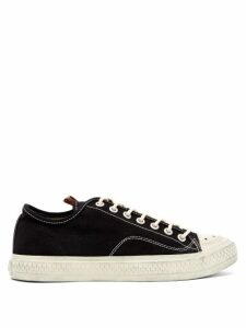 Balenciaga - Oversized Cotton Hooded Sweatshirt - Womens - Black