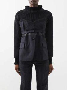 Erdem - Finn Floral-beaded Silk-satin Dress - Womens - Pink Multi