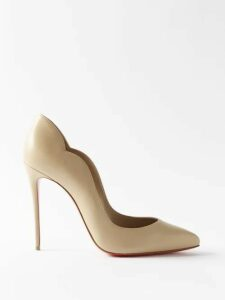 Barrie - Arran Pop Cashmere Cardigan - Womens - Red