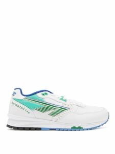 Hi-tec Hts74 - Badwater 146 Abc Trainers - Womens - Green White