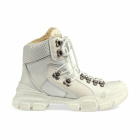 Women's Flashtrek high-top sneaker with wool