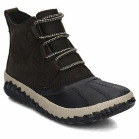 Sorel  NL3069010  women's Shoes (High-top Trainers) in Black