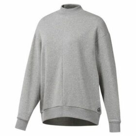 Reebok Sport  Training Essential Crew  women's Sweatshirt in Grey