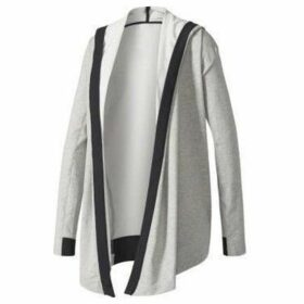 adidas  Wrap ME UP Coverup  women's Sweatshirt in Grey