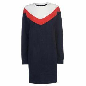 Only Gigi Sweatshirt Dress - Night Sky