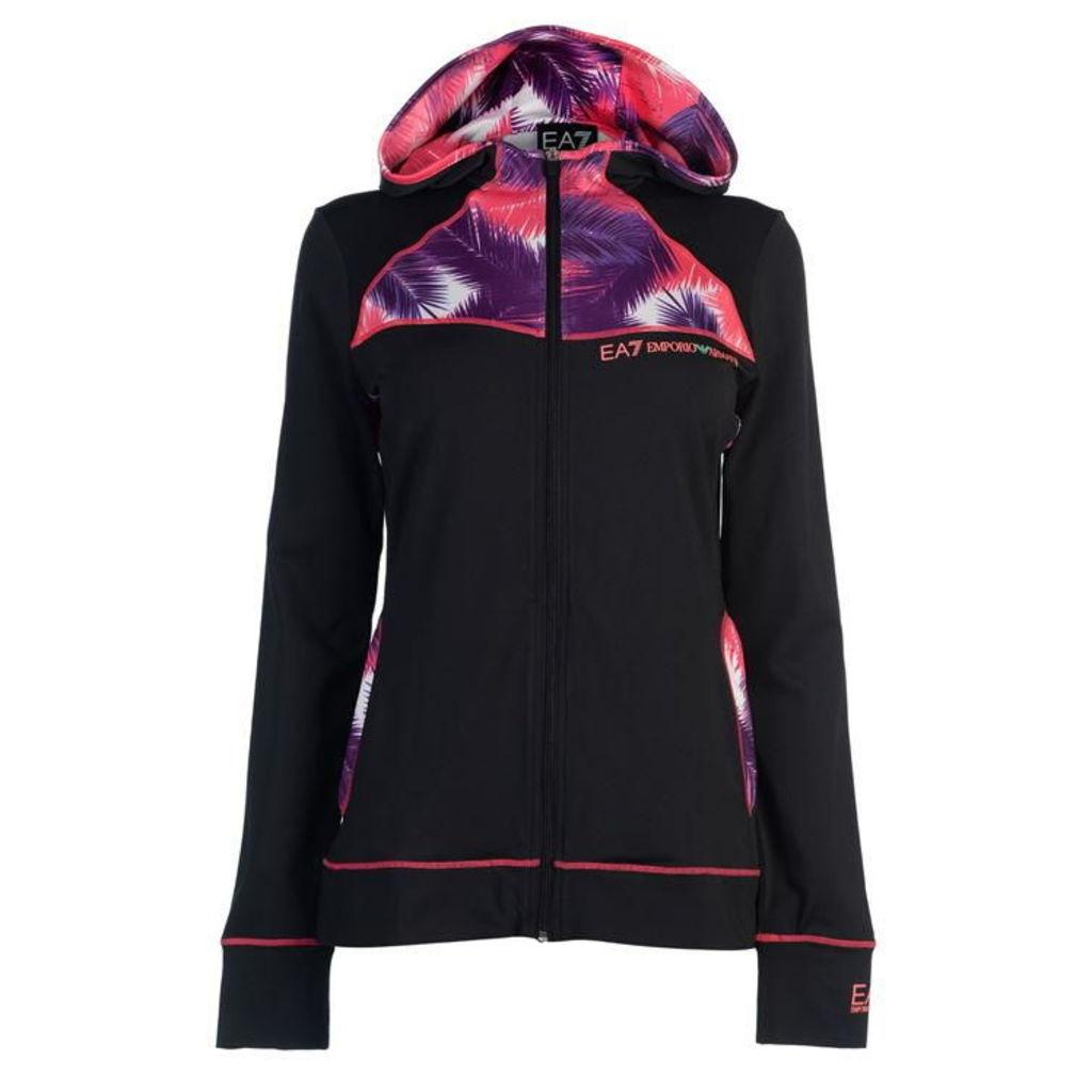 EA7 Gym Ventus Hooded Jacket