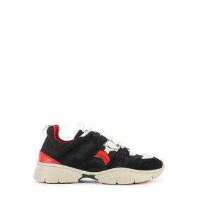 Isabel Marant Kindsay Panelled Sneakers