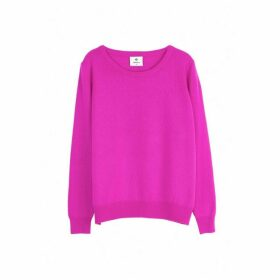 Arela Laine Cashmere Sweater In Pink