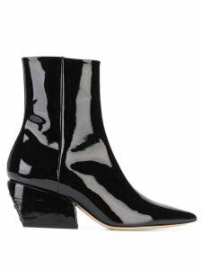Petar Petrov Sarah ankle boots - Black