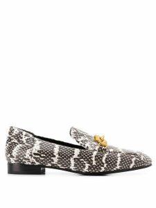 Tory Burch Jessa loafers - Brown