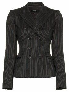 Isabel Marant kyla striped blazer - Grey