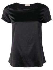 Blanca Vita short sleeved T-shirt - Black