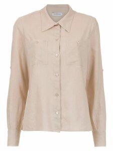 Olympiah Verona linen shirt - NEUTRALS