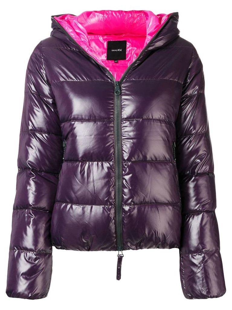 Duvetica Thia padded jacket - Purple