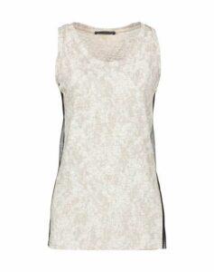 REBEL QUEEN by LIU •JO TOPWEAR Vests Women on YOOX.COM