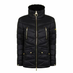 Barbour International Autocross Quilted Jacket