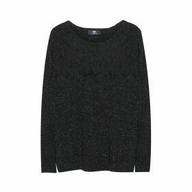 Crew Neck Fine Gauge Jumper