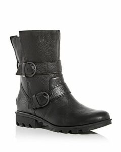 Sorel Women's Phoenix Waterproof Moto Boots