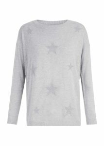 Juliet Sweater Grey Silver