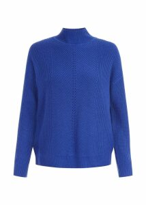 Jennifer Sweater Cobalt