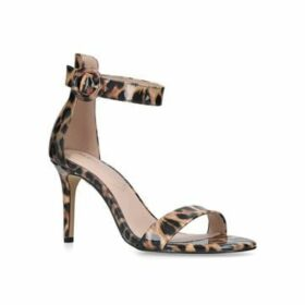 Womens Tiresa 120 Mm Heel Occasion Aldo Tan Comb Leopard Print Heels, 8 UK