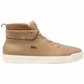 Lacoste  Explorateur Classic 318 1 W  women's Shoes (High-top Trainers) in Beige