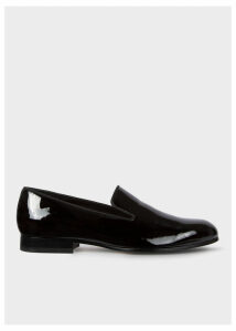 Women's Black Patent Leather 'Rudyard' Loafers