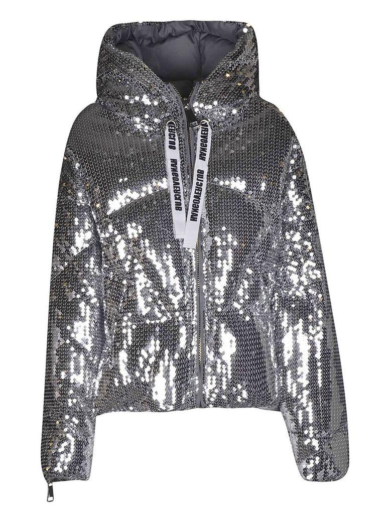 Khrisjoy Sequined Padded Jacket