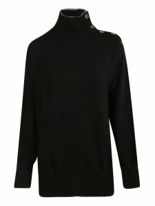 Alberta Ferretti Turtleneck Sweater