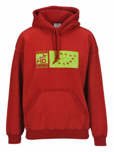 Vetements Vetements Bio Motif Inside-out Hoodie