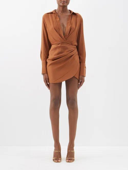 Moncler Grenoble - Antabia Hooded Down Filled Ski Jacket - Womens - Black