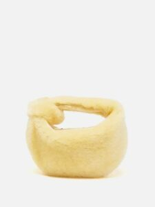 Calvin Klein - Striped Mohair-blend Sweater - Womens - Light Blue