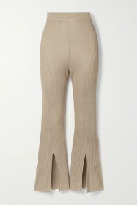 Moncler - Liriope Quilted Glossed-shell Down Jacket - Green