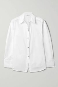 Prada - Floral-print Jersey And Organza Midi Dress - Black