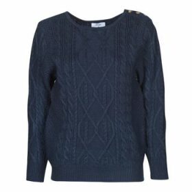 Betty London  JEDRO  women's Sweater in Blue