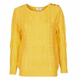 Betty London  JEDRO  women's Sweater in Yellow