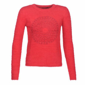 Desigual  ALDA  women's Sweater in Red