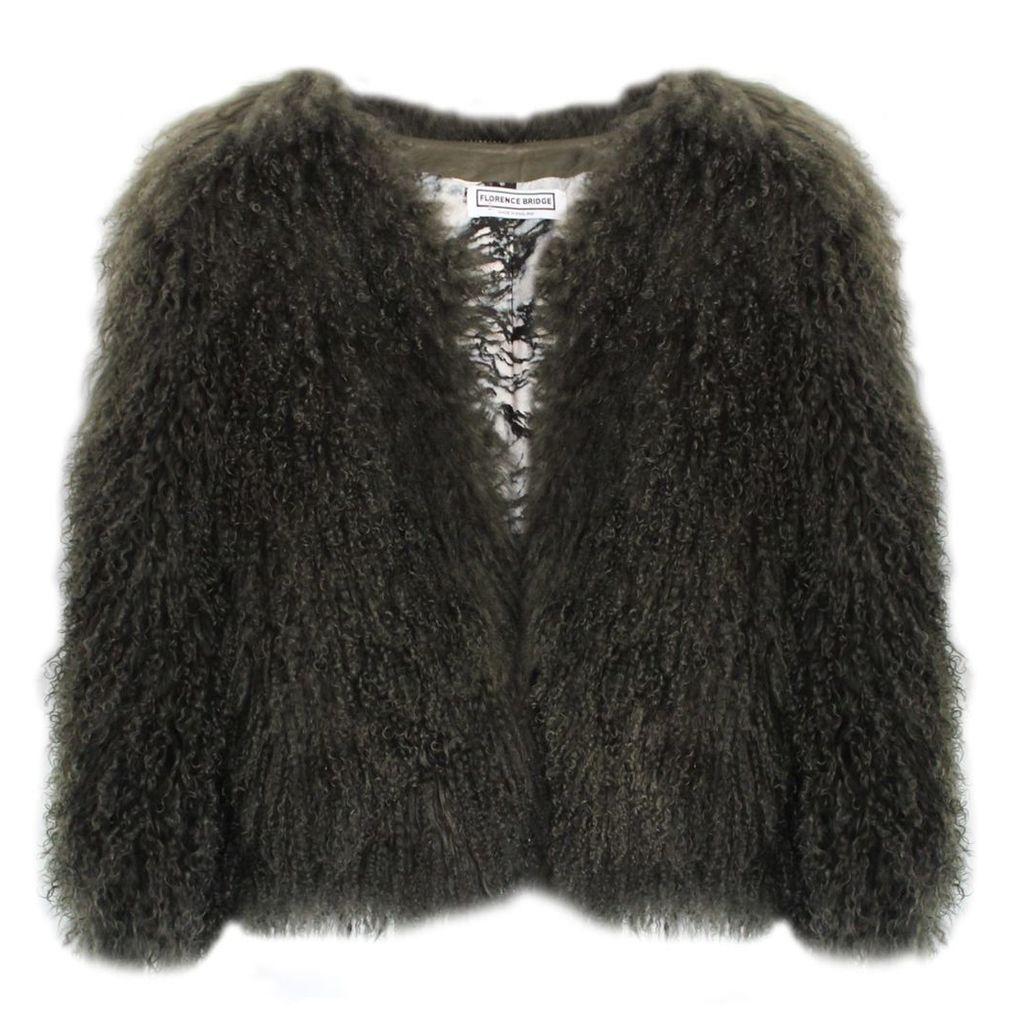Florence Bridge - Matilda Jacket Khaki