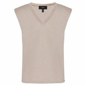 blonde gone rogue - Rainbow Organic Cotton Long Sleeve T-Shirt In White