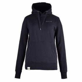 blonde gone rogue - Sustain Me Organic Cotton Hoodie In Black