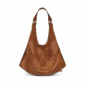 SABINA SÖDERBERG - Saskia Shirt Brown Floral