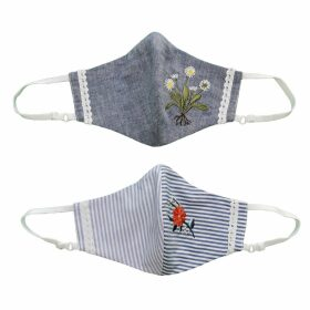 GISY - Vietnam Mandala Earth Neckerchief Silk Scarf