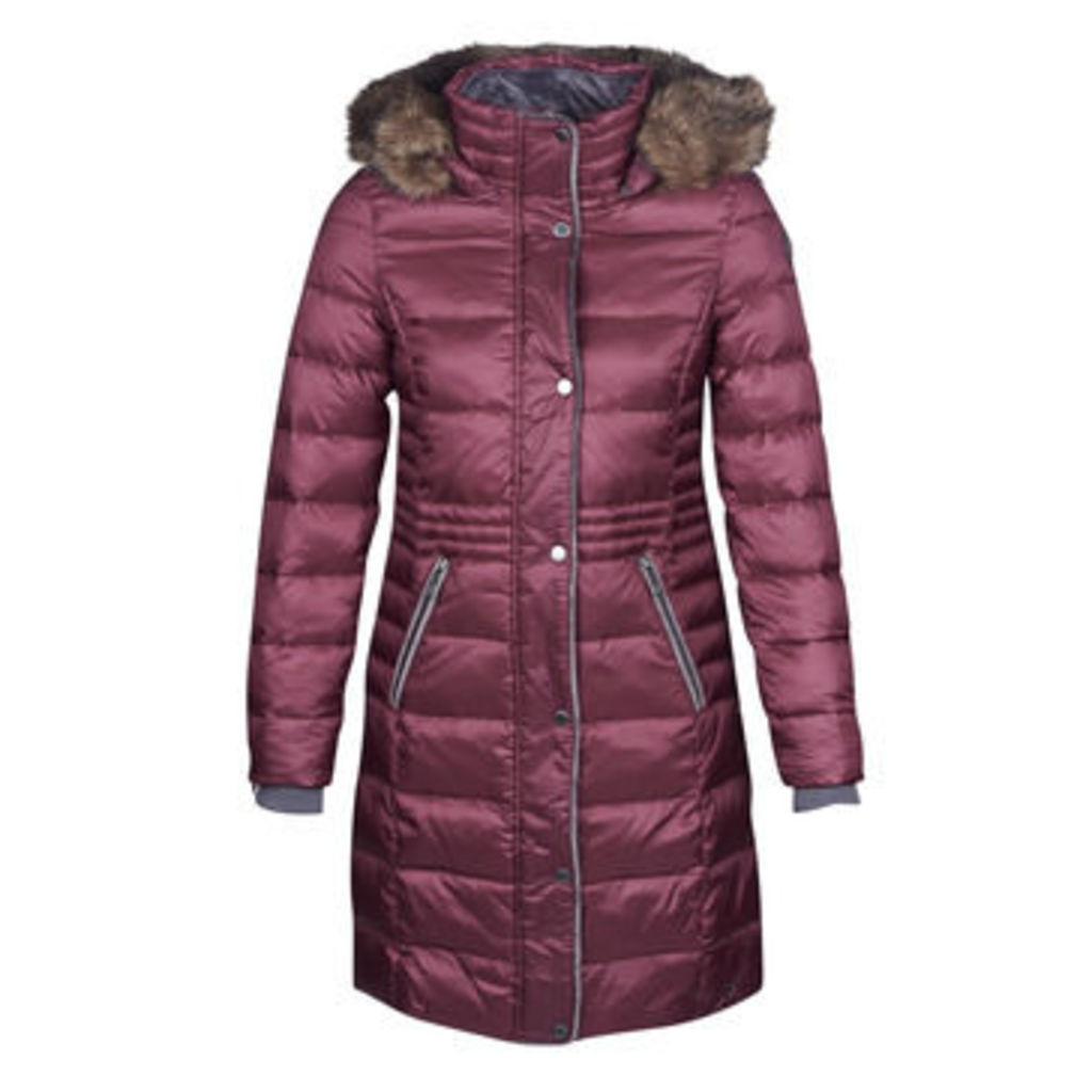 S.Oliver  BAGANA  women's Jacket in Purple