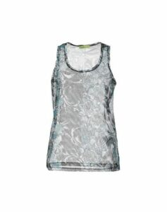 VERSACE JEANS TOPWEAR Vests Women on YOOX.COM