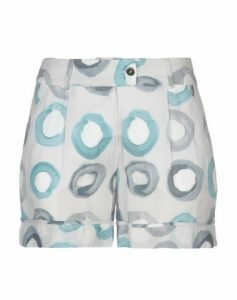 CRUCIANI TROUSERS Shorts Women on YOOX.COM