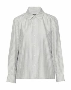 A.P.C. SHIRTS Shirts Women on YOOX.COM